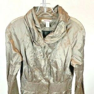 Kenneth Cole New York Women's Jacket Brown Size 8P